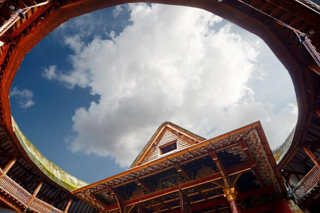 Photo Credit: Shakespeare's Globe Theatre London official blog